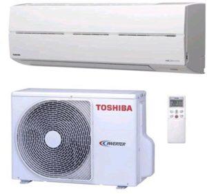 Кондиционеры Toshiba сплит-системы серия SKHP-холод/тепло