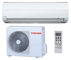 Кондиционеры Toshiba сплит-системы серия SKP-холод