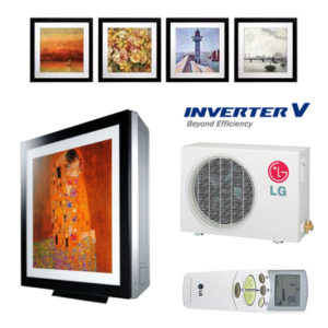 Кондиционеры LG Серия ARTCOOL Gallery Inverter