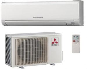 Кондиционеры Mitsubishi Electric серия Classic Inverter, охлаждение-нагрев (R410A)