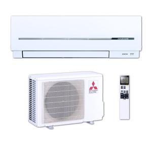 Кондиционеры Mitsubishi Electric серия Standart Inverter, охлаждение-нагрев (R410A)