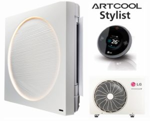 Кондиционеры LG Серия ARTCOOL Stylist Inverter
