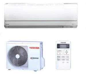 Кондиционеры Toshiba cплит-системы серия S3KHS-холод-тепло